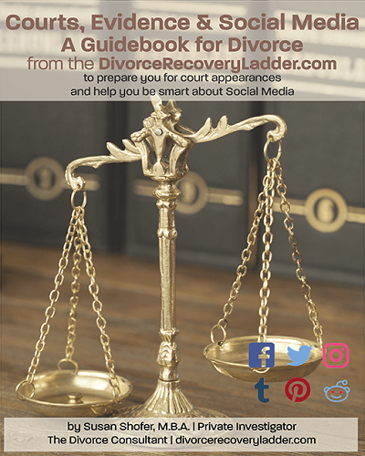 divorce court and evidence