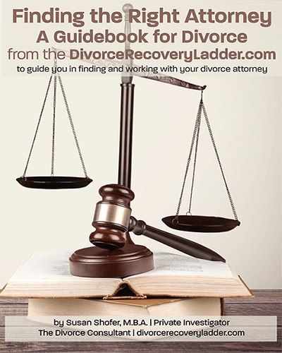 divorce attorney guidebook