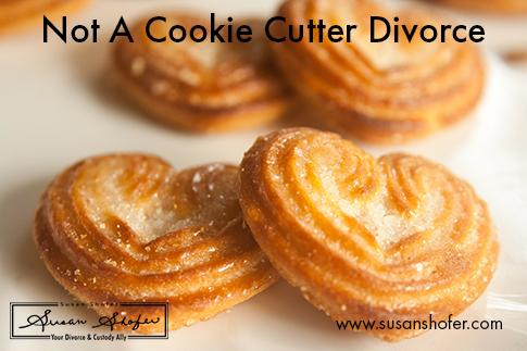 Not a Cookie Cutter Divorce