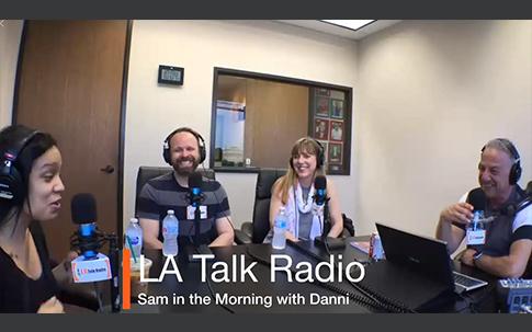 Susan Shofer on LA Talk Radio